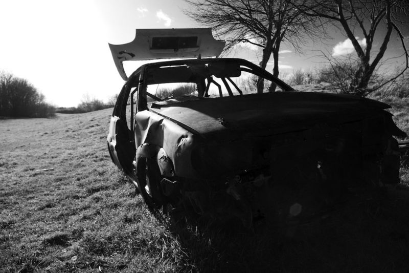 車の盗難被害とその後の対応と流れ