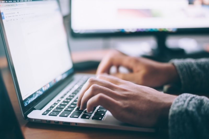 自分のためにブログを書こう!
