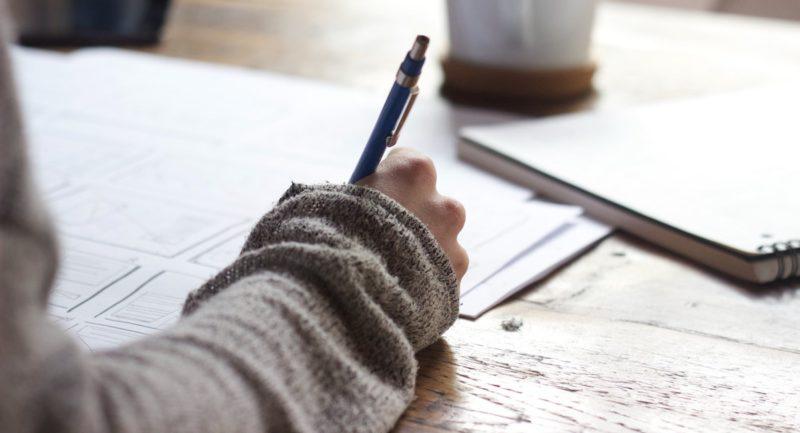 ブログの記事を書くときに意識すべきこと