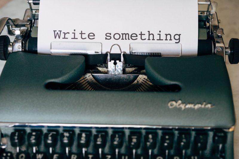 記事は誰でも書けるようになる
