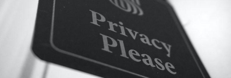 プライバシーポリシーを掲載する方法